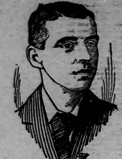 James Bradley 1900