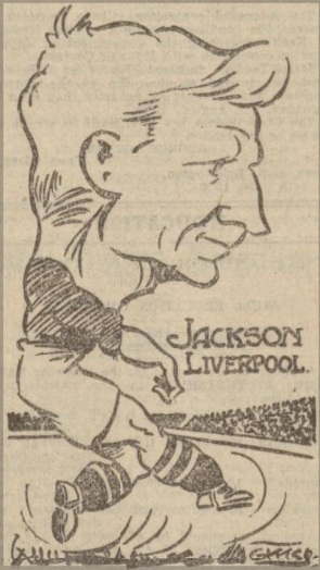 James Jackson 1930