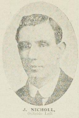 James Nicholl 1914