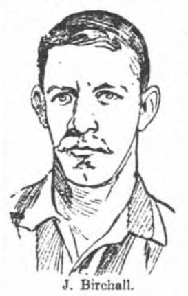 John Birchall 1901