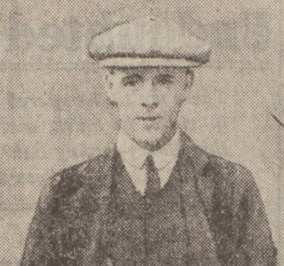 John Maconald 1913 III