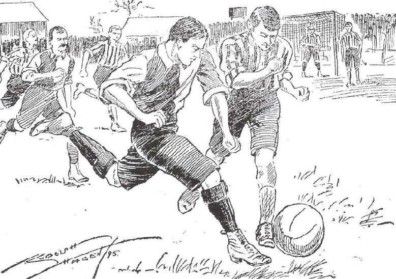 Liverpool, test match, 1895