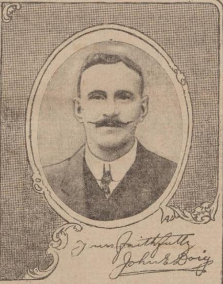 Ned Doig 1909