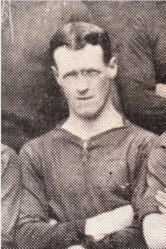 Robert Crawford, Liverpool 1909 - 1915.