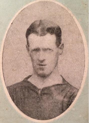 Robert Crawford, Arthurlie and Liverpool. Copyright: James Cotton.