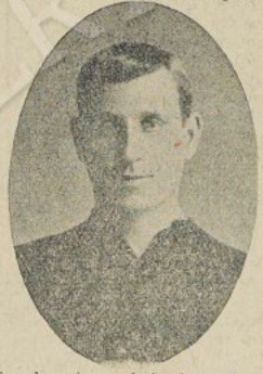 Sam Raybould 1906