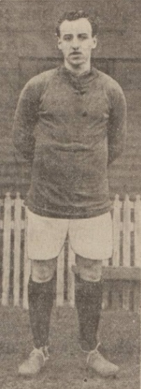 Tom Gracie 1915