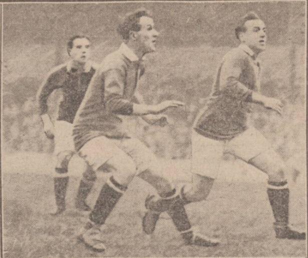 Tom Gracie December 1914