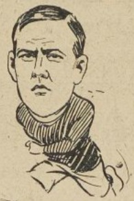 William Lacey 1913