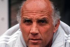 Ronnie Moran, caretaker manager, Liverpool F.C.