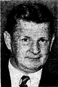 Cliff Lloyd, from Daily Mirror, April 14 - 1964.