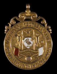 2nd Division Medal 1905
