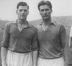 Eddie Spicer and Willie Fagan