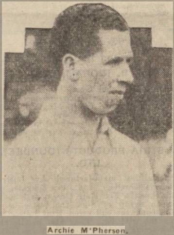 Archie McPherson