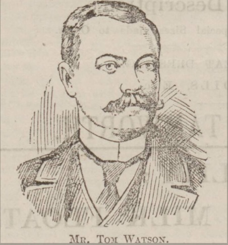 Tom Watson 1900