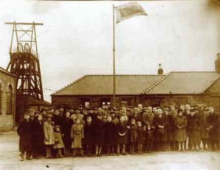Shilbottle Colliery