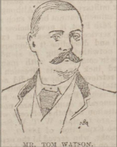 Tom Watson 1896