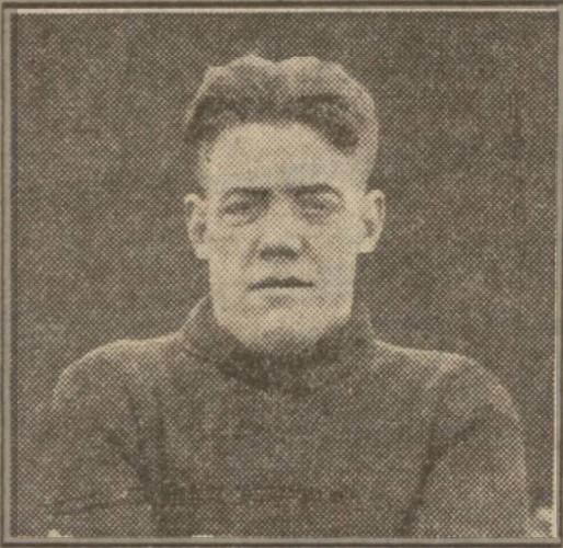 James Miller goalkeeper