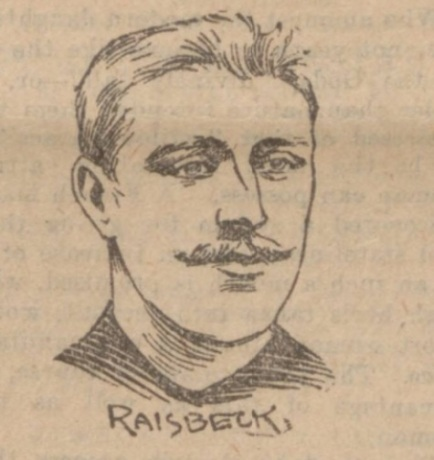 Alex Raisbeck 1902 II
