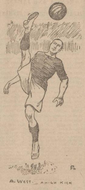 Alf West 1904