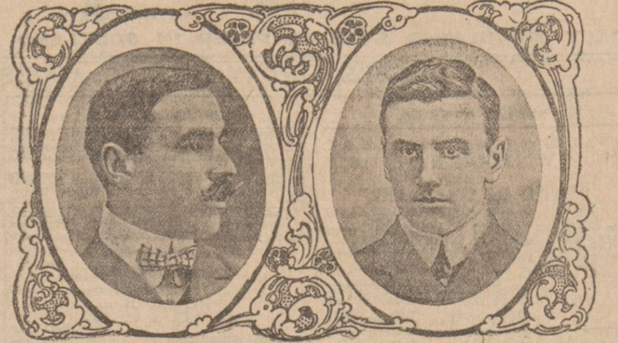 Cox and Crook 1905