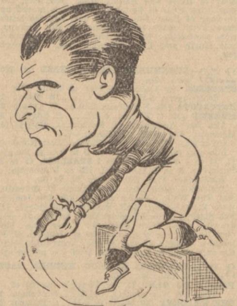 Elisha Scott 1932