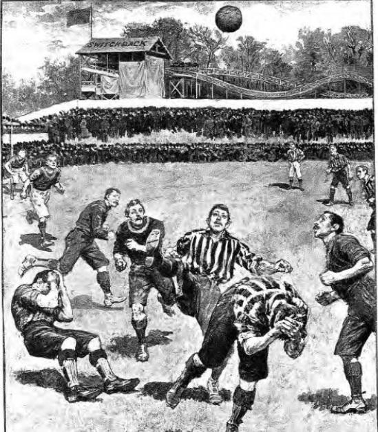 FA Cup final 1895