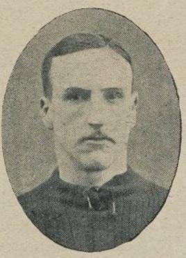 James Garside 1906
