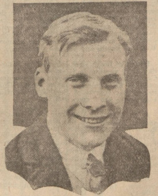 James Jackson 1933