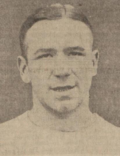 Matt Busby 1936