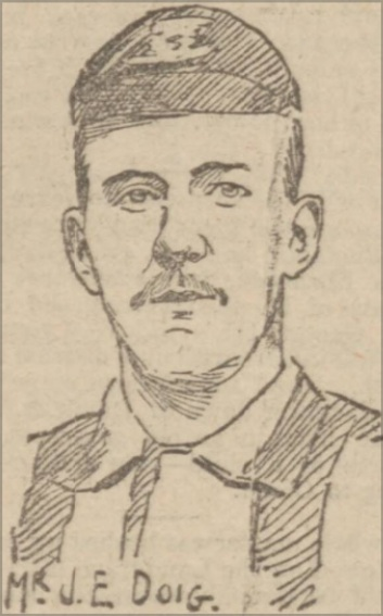 Ned Doig 1896