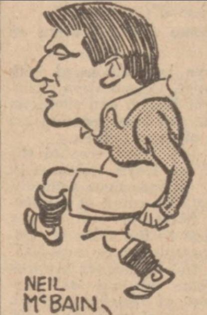 Neil McBain 1928