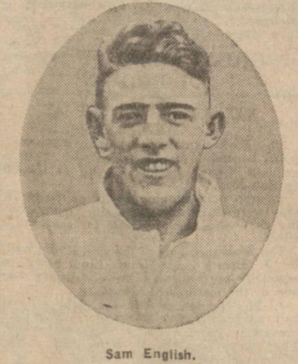Sam English 1933