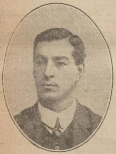 Thomas Fairfoull 1909