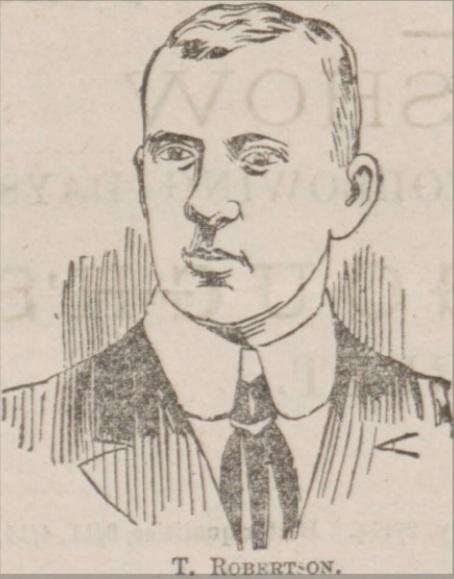 Thomas J Robertson