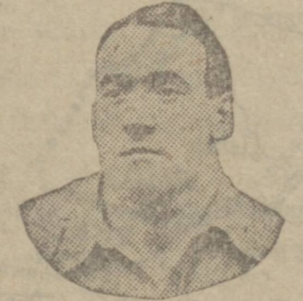 William Lacey 1915