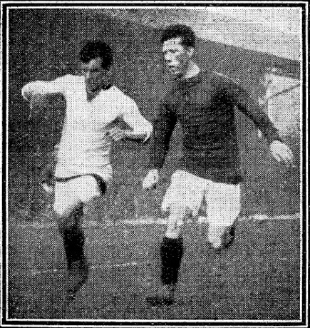 Dick Forshaw 1922