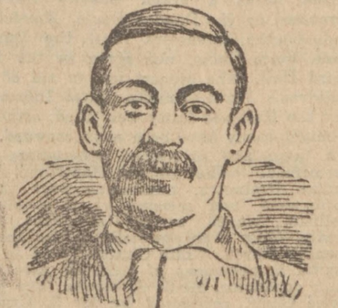 Edgar Chadwick 1900