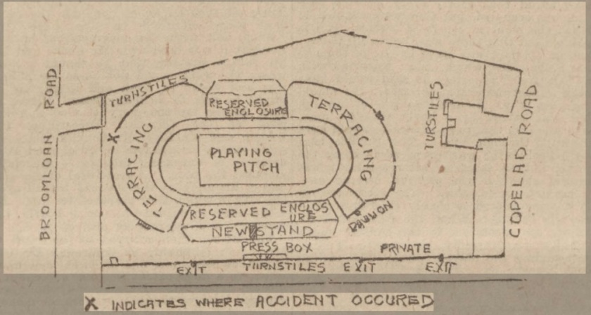Ibrox Park 1902 Dundee Courier 7 apr