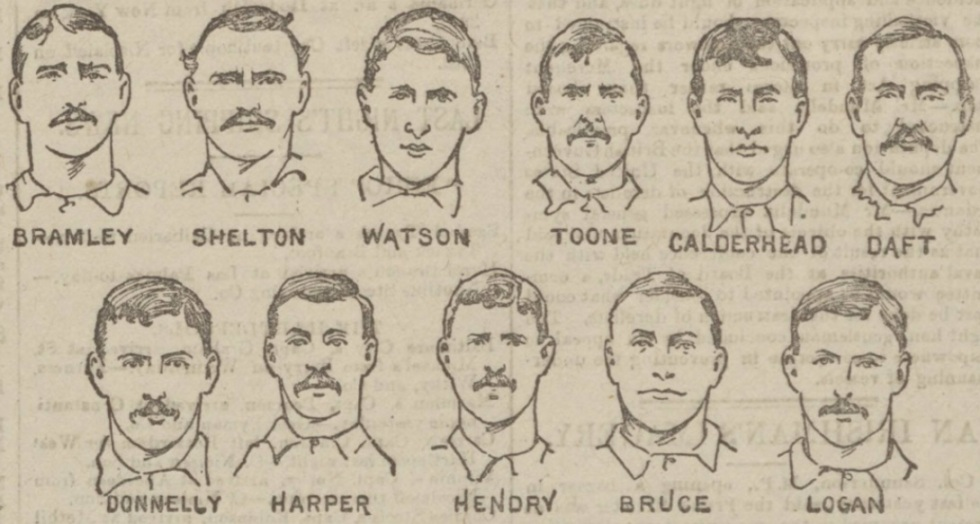 Notts County 1894