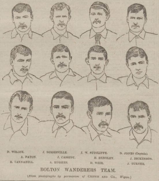 Bolton Wanderers 1894