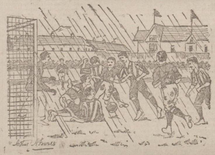 Goodison 1893 november v Burnley