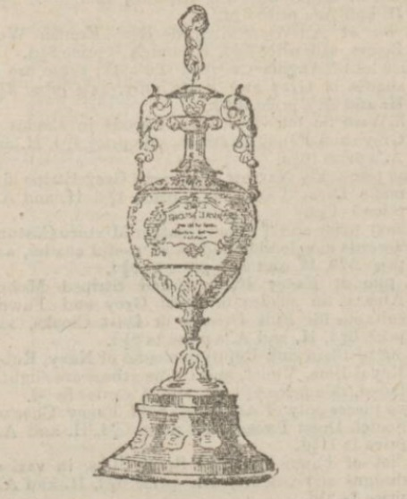 League trophy 1892 Sunderland