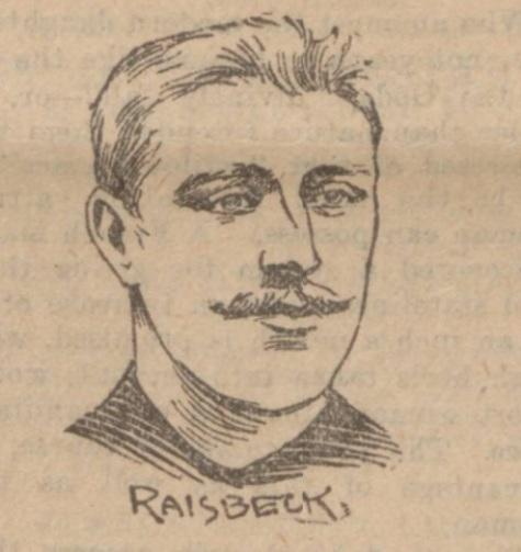 Alex Raisbeck 1902 II