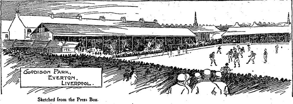 Goodison Park 1903