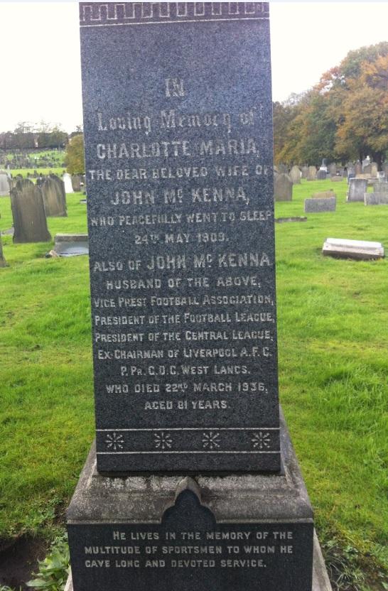 Grave McKenna II