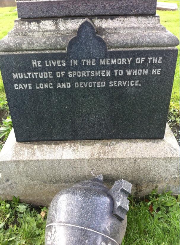Grave McKenna III