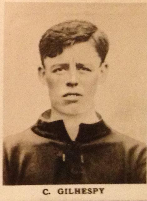Cyril Gilhespy II JC
