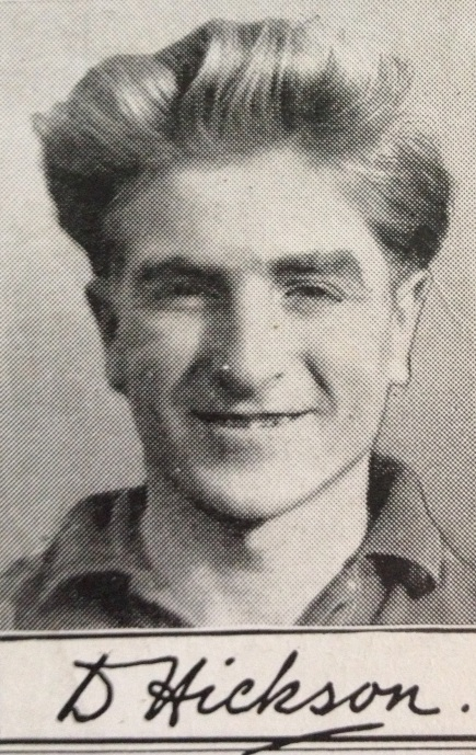 Dave Hickson 1955 JC
