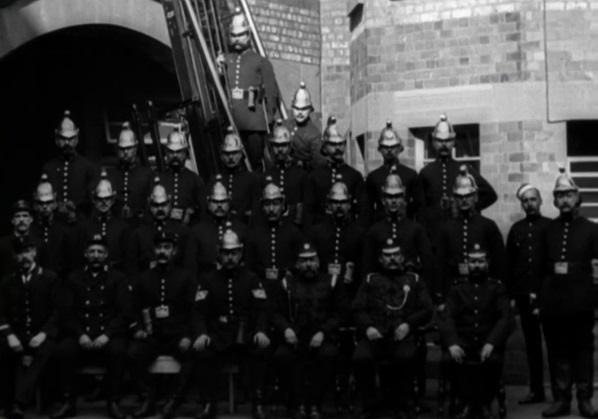 footage 1901 V police